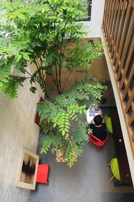 Thiết kế các nhà ống dưới 70 m2