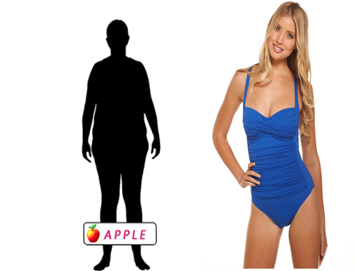 Bí kíp để phái đẹp chọn áo tắm phù hợp dáng người