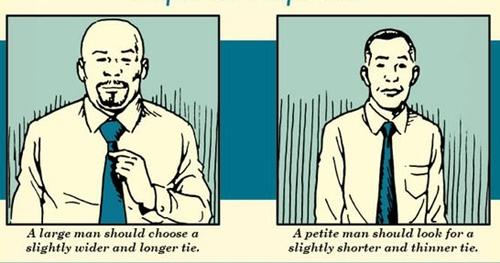 Cà vạt thế lực ngầm của quý ông có thể bạn chưa biết