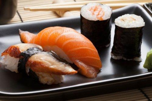 Hành trình cuộc phiêu lưu của món sushi từ nước nhật