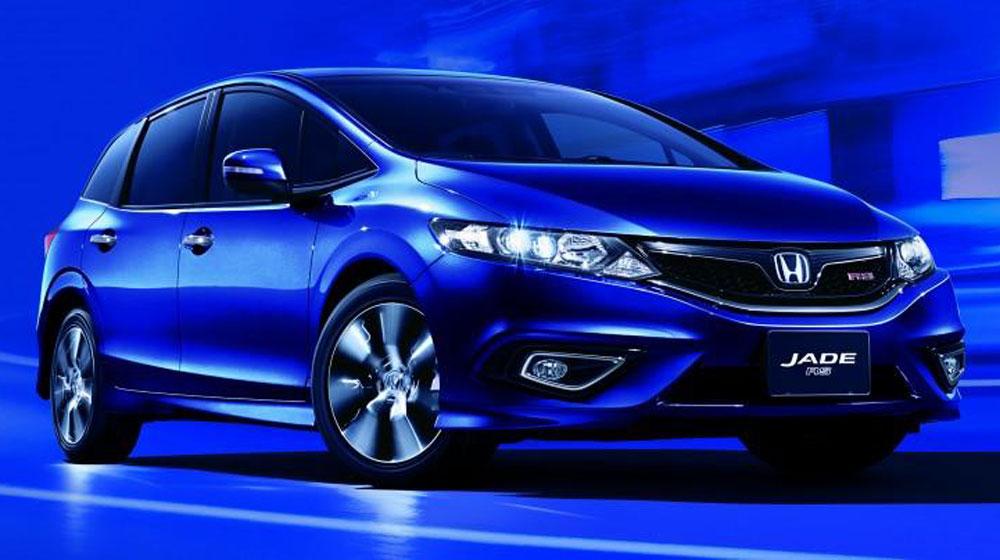 Honda jade rs đối thủ mới của toyota innova