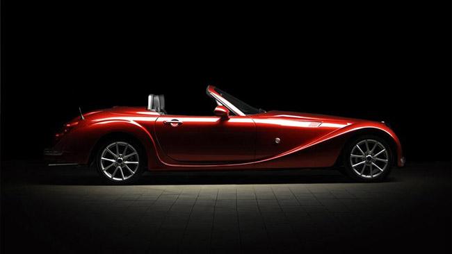 Huyền thoại mitsuoka ra mẫu roadster mới