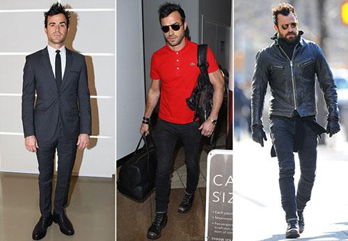 Những sao nam phong cách thời trang không lỗi mốt