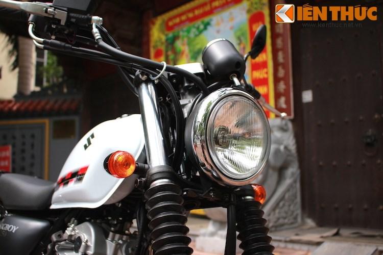 Suzuki big boy 2015 - xe dành cho người thích xê dịch