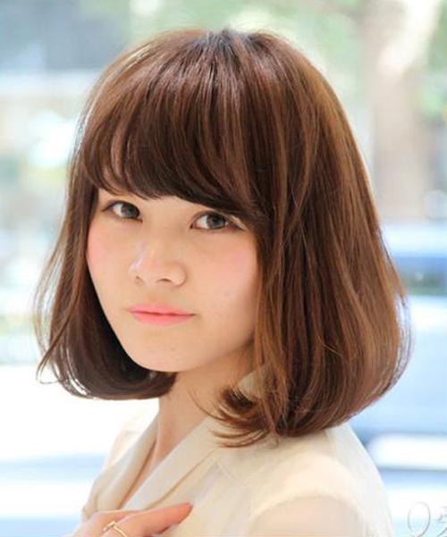 Tổng hợp kiểu tóc xinh cho chị em thích vẻ đẹp ngoan hiền