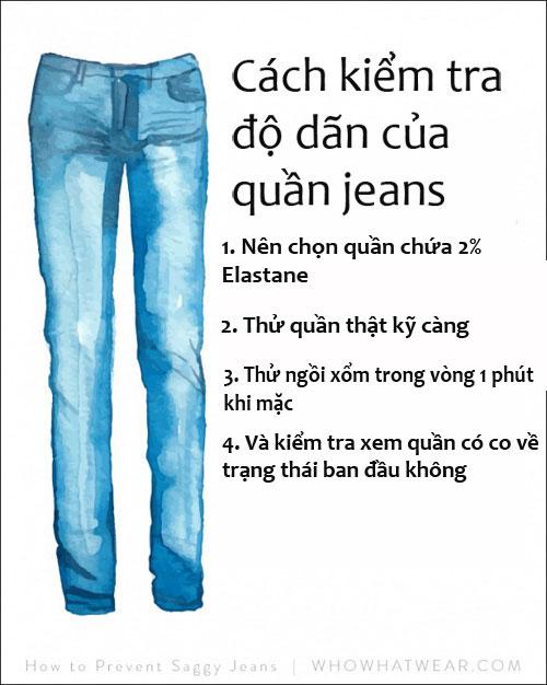 7 mẹo thông minh làm đẹp cho chiếc quần jeans