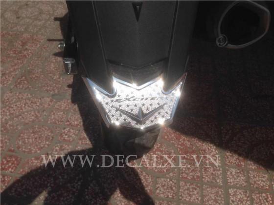Đồ chơi khỏe khoắn cứng cáp của xe exciter 150 kiểu indonesia