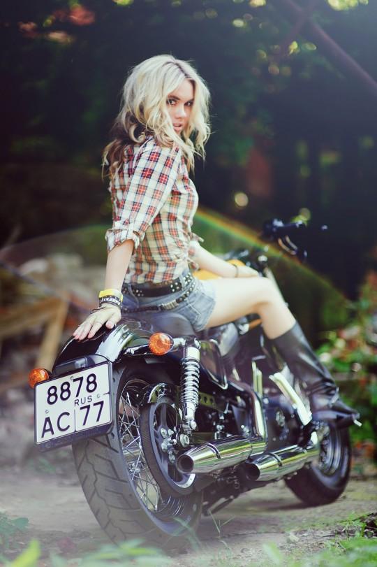 Harley-davidson sportster forty eight phong cách từ cái nhìn đầu tiên