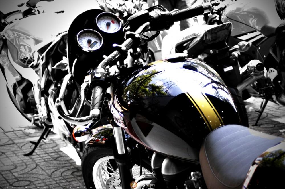 Hình ảnh triumph t100 2015 - chiếc cafe racer chính hãng