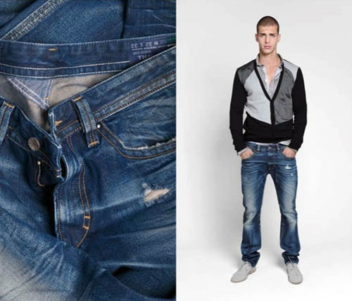 Hướng dẫn quý ông cách mix đồ độc với jeans rách