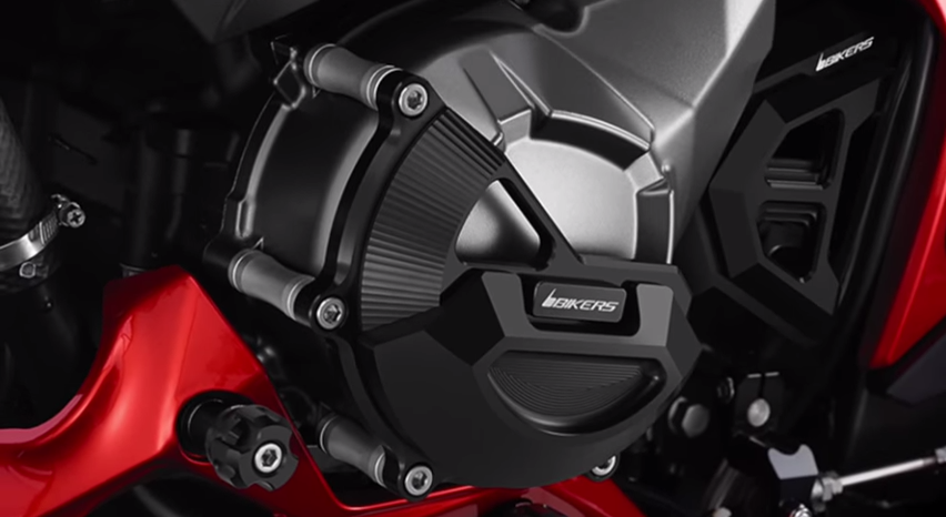 Kawasaki z800 phiên bản full biker edition