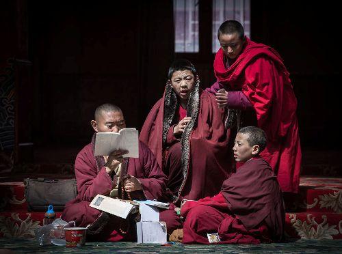 Vùng đất thiêng tập trung 40000 nhà sư