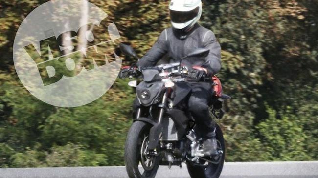 Xe mô tô 300 phân khối của bmw
