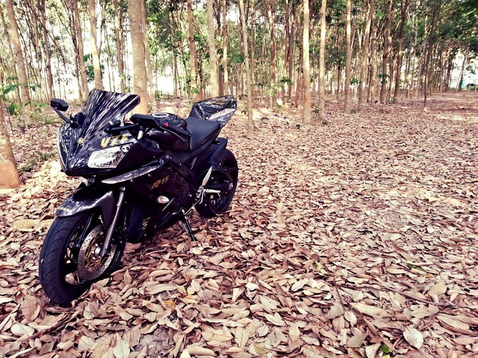 Yamaha r15 nét đẹp của một chiếc sportbike cỡ nhỏ