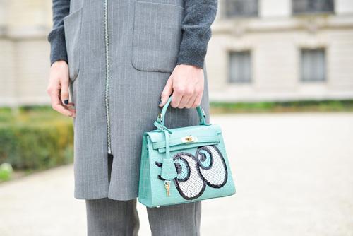 Chiếc túi nhái hermes làm chao đảo giới trẻ yêu thời trang