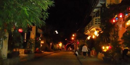 Lãng mạn đèn lồng phố cổ hội an