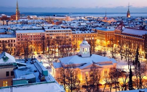 Ngắm vẻ đẹp của những thành phố mà phái đẹp có thể một mình đi du lịch