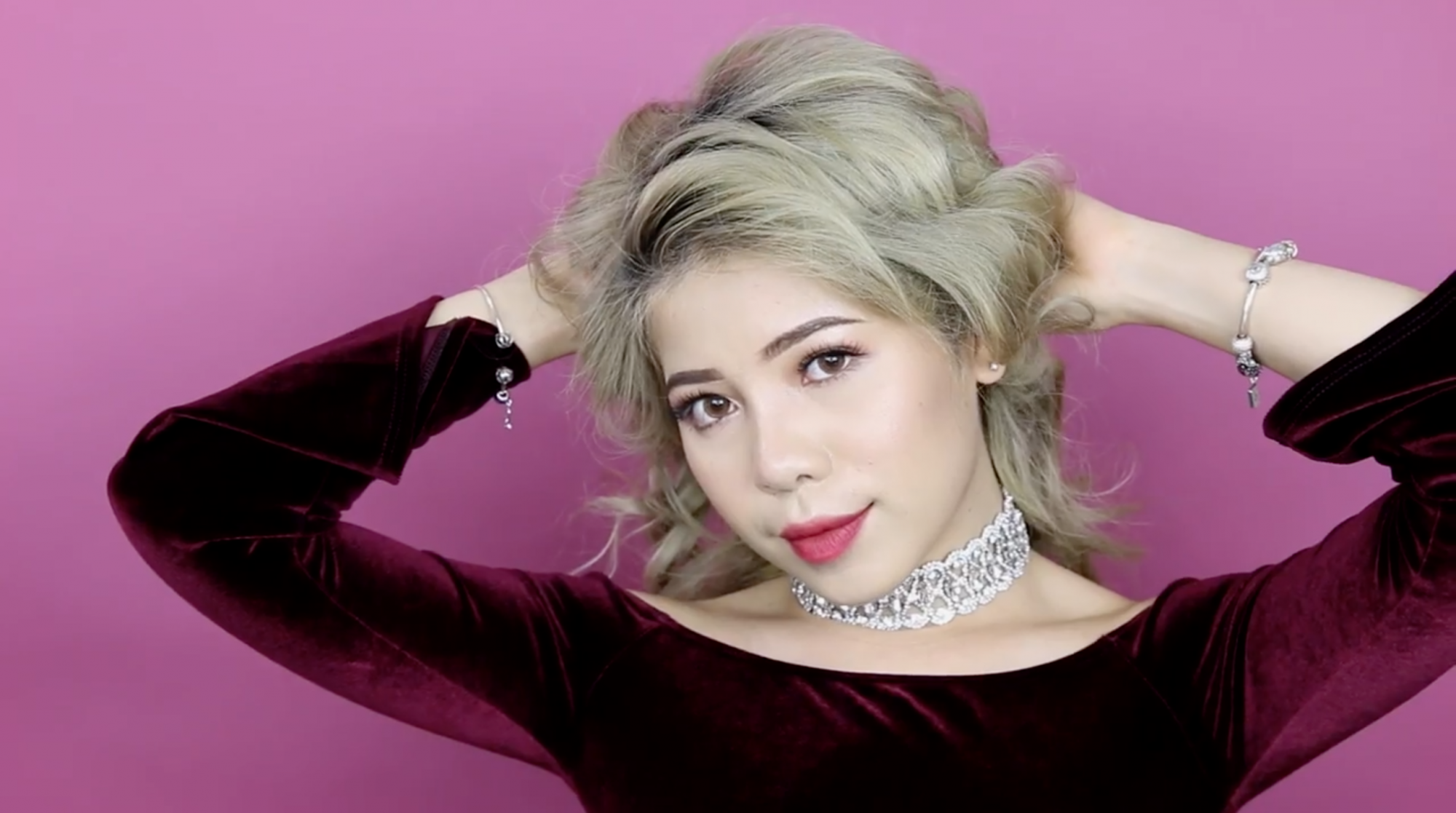 Bst touch of rose full collection của changmakeup