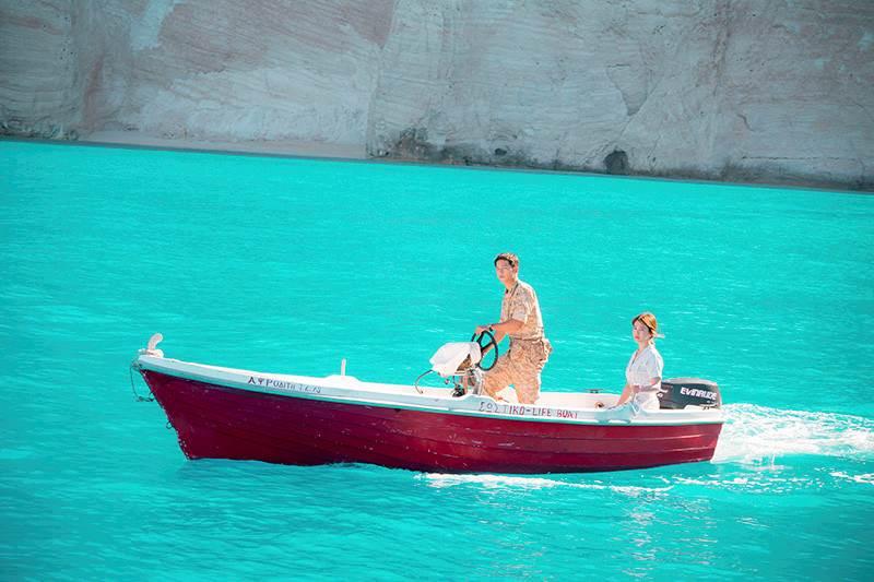 Du lịch ngay hòn đảo của song joong ki và song hye kyo