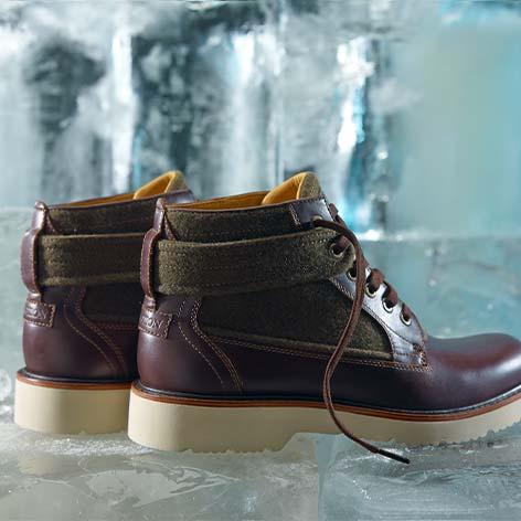 Giày nam thu đông của timberland abington