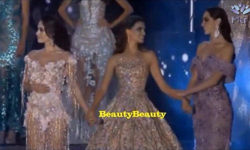 Hoa hậu mexico mua váy 3500 usd của ntk việt