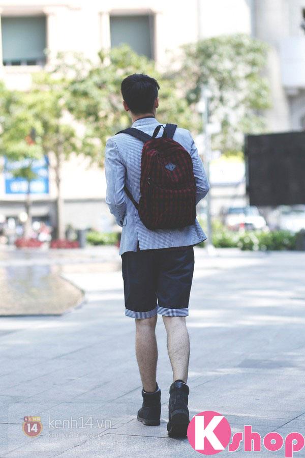 Những bộ đồ thời trang nam thể hiện sự nam tính
