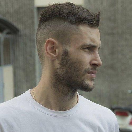 Những mẫu tóc nam undercut đang hot nhất