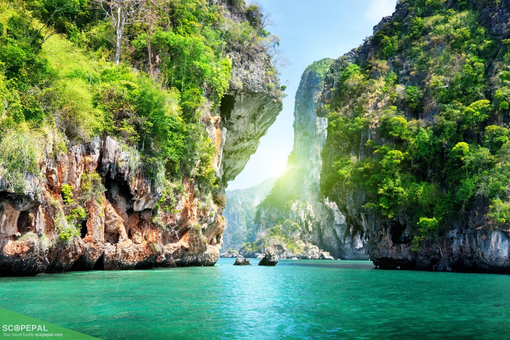 Phuket là thiên đường du lịch bậc nhất tại đông nam á
