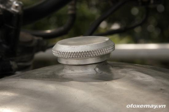 Brat bike gs 400 độ đậm chất men