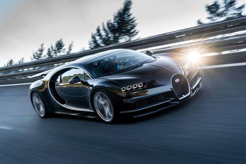 Đế chế tốc độ mới giá 26 triệu usd của bugatti chiron