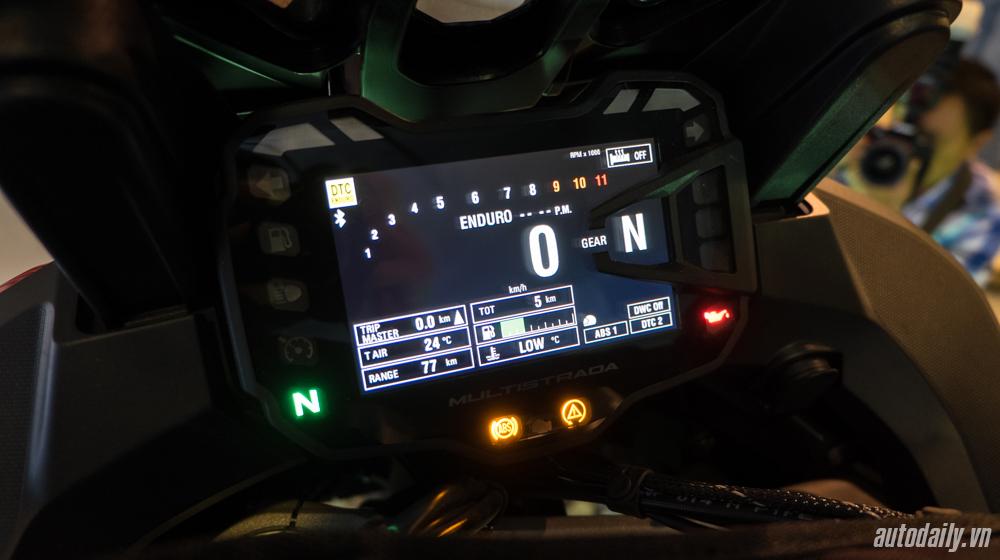 Ducati multistrada 1200 enduro với giá hơn 12 tỷ đồng