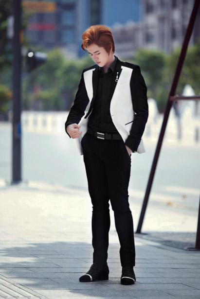 Eric nguyễn hiện tượng mới của thời trang việt