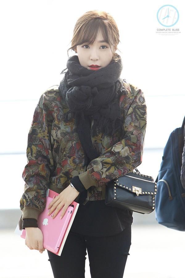 Những kiểu áo khoác nữ hàn quốc đẹp ấm áp