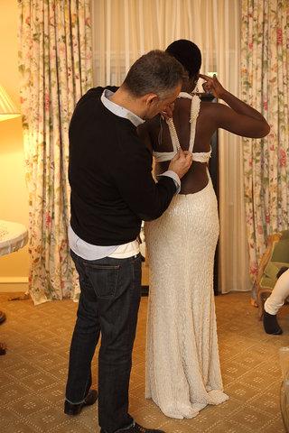 Hậu trường sản xuất bộ váy bị trộm