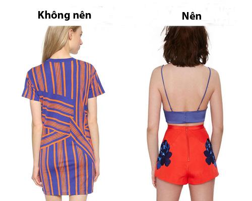 Những trang phục trị vòng 3 kẹp lép giúp mọi cô gái tự tin